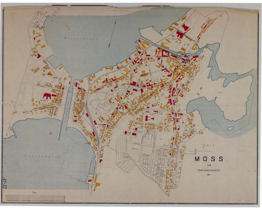 matrikkel kart Moss Geo – hbrgeo matrikkel kart