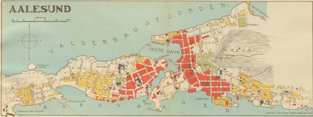ålesund kart ålesund Kart | Kart