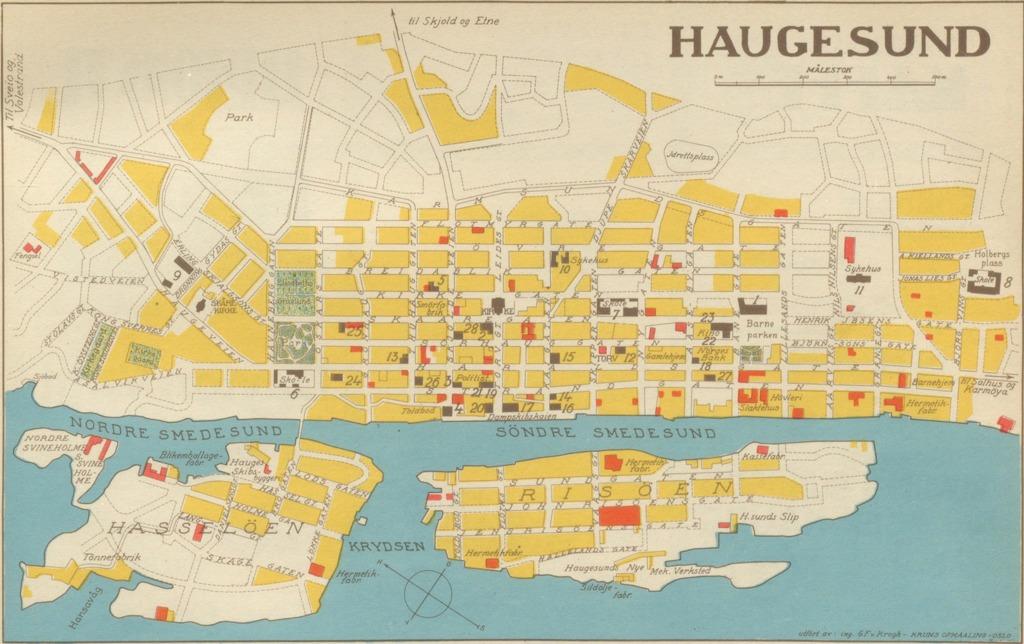 kart haugesund Haugesund Geo – hbrgeo kart haugesund