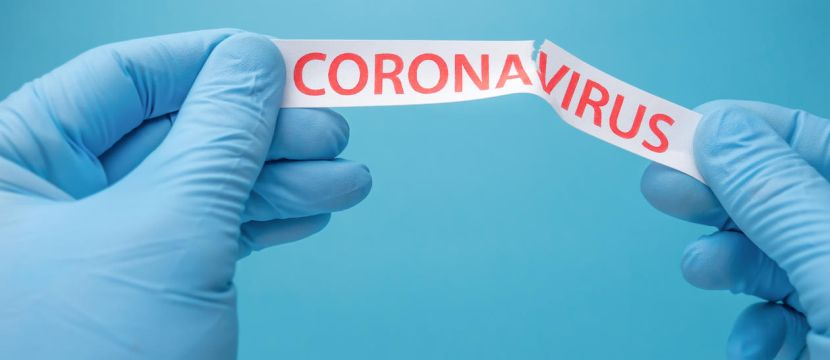 UiBs informasjonsside om koronavirus