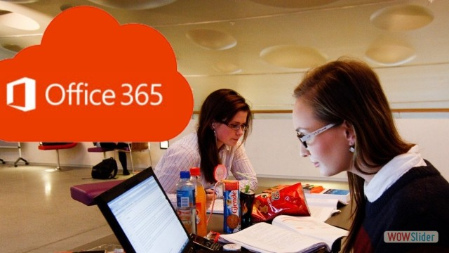 UiB tilbyr Office 365 til studenter